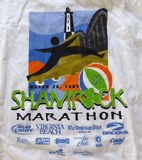 2004 VIRGINIA BEACH MARATHON RUNNER'S T SHIRT