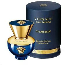 VERSACE POUR FEMME DYLAN BLUE 100ML EDP SPRAY FOR WOMEN BY VERSACE