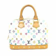 Louis Vuitton Hand Bag M92647 Alma Whites Monogram Multicolore 1402361