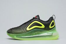 Nike Air Max 720 Neon Green Volt Black Size 8 Men AO2924-008 Brand New