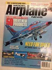 Model Airplane News Magazine Radial Engine Guide July 2003 041517nonrh