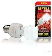 Exo Terra Reptile UVB 200 Intense UVB Output Bulb 13 Watt Pt-2340