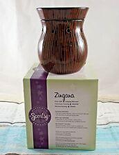 Scentsy Full Size Warmer Zingana Discontinued Rare New
