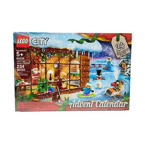 LEGO City Advent Calendar 60235 w/free shipping