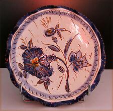 Castelmola - Assiette décorative émaillée