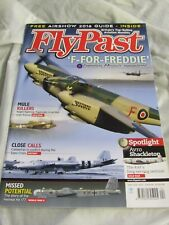 **LOOK** Mint FlyPast Magazine April 2016 - Avro Shackleton & Mosquito FREE P+P