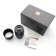 NEW Voigtlander Nokton 42.5mm F/0.95 lens Black for M43 4/3 Micro Four Thirds
