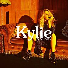 KYLIE MINOGUE GOLDEN CD - NEW RELEASE APRIL 2018