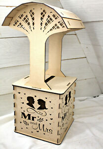 A346 WISHING WELL POST BOX LARGE wedding card candy cart donut doughnut wall V15