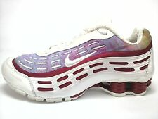 NIKE SHOX Womens Sneakers Magenta Pink Purple Running Shoes US 8 EU 39 RARE !!!
