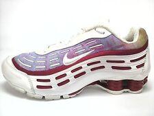 NIKE SHOX Womens Sneakers Magenta Pink Purple Running Shoes US 8 EU 39 RARE !!!