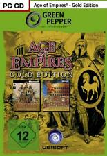 AGE OF EMPIRES 1 GOLD DEUTSCH GuterZust.