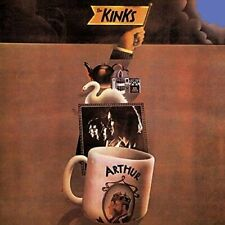 The Kinks - Arthur or the Decline and Fall of the British Empire [CD]