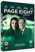 Page Eight DVD (2011) NEW