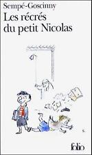 Les Recres Du Petit Nicolas: Les Recres Du Petit Nicolas (French Edition)