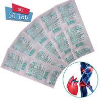 SET 50 Tab Calcium Gluconate Kalzium Глюконат кальция je 500 mg