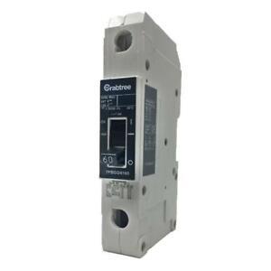 Crabtree 60A 25kA 480V 50/60Hz NGG Molded Case Circuit Breaker- 7PBGGN160
