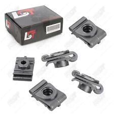 5x Radhausschale Stoßstangen Unterfahrschutz Klemmmutter für LEXUS