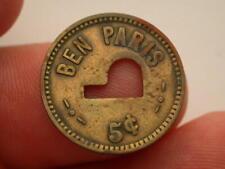 Seattle WA Ben Paris 5c Token