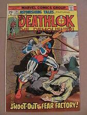 Astonishing Tales #30 Marvel Comics Bronze Age Deathlok app.