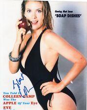 Colleen Camp Signed 8x10 Photo w/Coa Apocalypse Now Die Hard #2