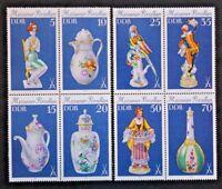 Briefmarke Deutschland DDR- Yvert n Tellier°2127 à 2134 MNH (Cyn30)