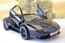 PERSONALISED PLATES Diecast Lamborghini Boys Toy Car Choice of 4 Colours Present