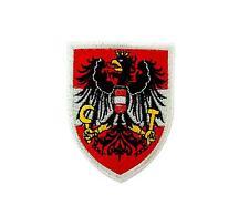 Patch backpack flag emblem shield austria crest austrian coat of arms badge