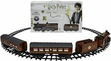 More details for lionel harry potter hogwarts express 37 piece train set with music ready to play