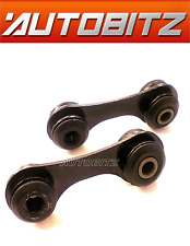 FITS VAUXHALL VECTRA C 2002> REAR STABILISER LINK DROP BARS X2 OE QUALITY NEW