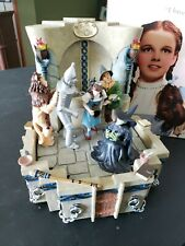 Wizard Of Oz Music Box I'M Melting Wicked Witch San Francisco Music Box As Is