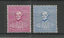 IRELAND 1954 CATHOLIC UNIVERSITY OF IRELAND SG,160-161 M/MINT LOT 3357A