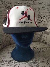 VTG 80's Authentic Nike Air Jordan Hat Jumpman Chicago Bull Basketball NOS NWT