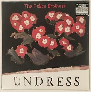 The Felice Brothers – Undress LP NEW Ltd Red / Black Vinyl