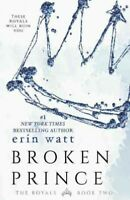 Broken Prince, Paperback by Watt, Erin, Brand New, Free P&P in the UK