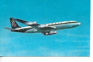 OLYMPIC BOEING 707 AIRCRAFT.