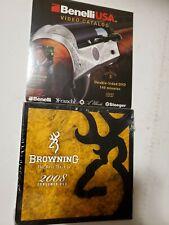 2008 Browning Consumer Dvd - Benelli Usa Video Catalog - Guns - Hunting