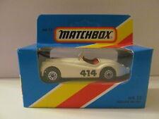 Matchbox - MB-22 - Jaguar XK-120 - Light Wear