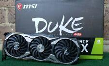 MSI GeForce RTX 2080Ti Duke 11GB GDDR6