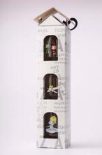05 Yoshitomo Nara + graf A to Z Girl Glass Tumbler 3set with Box from Japan
