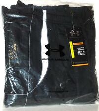 Under Armour UA Team Mission Pants #63446 Black Small New Tags MSRP: $89.99