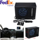 12V Air Conditioner Home Car Cooler Cooling Fan Water Ice Evaporative (US Stock) photo