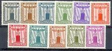 Echte postfrische Briefmarken aus dem deutschen Reich (1933-1945)