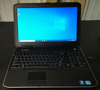 """Dell Latitude E5530 15.6"""" Laptop i5 2.6GHz 8GB RAM 320GB Windows 10 with charger"""