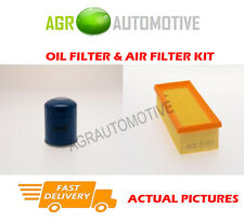 PETROL SERVICE KIT OIL AIR FILTER FOR ROVER 416 1.6 113 BHP 1996-99