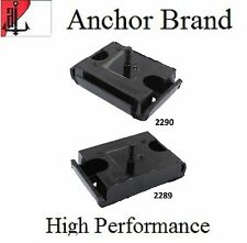 2 PCS FRONT LEFT & RIGHT MOTOR MOUNT For 1968-1976 Ford F-100 5.9L