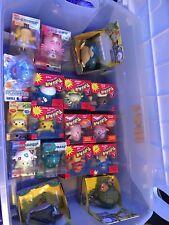 pokemon electronic figures Hasbro/Japanese Set&Extra Mint Items&Plush Piplup!