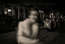 "Mardi Gras Parade in Marigny, NEW ORLEANS 13x19"" SIGNED PRINT by Louis Maistros"
