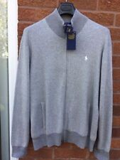 Ralph Lauren Men's Zip Medium Knit Jumpers & Cardigans