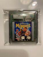 Jim Henson's Muppets Gameboy Color Game